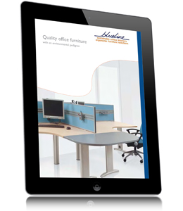Blueline Office Furniture brochure