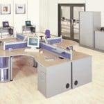 Agio Cluster Desks