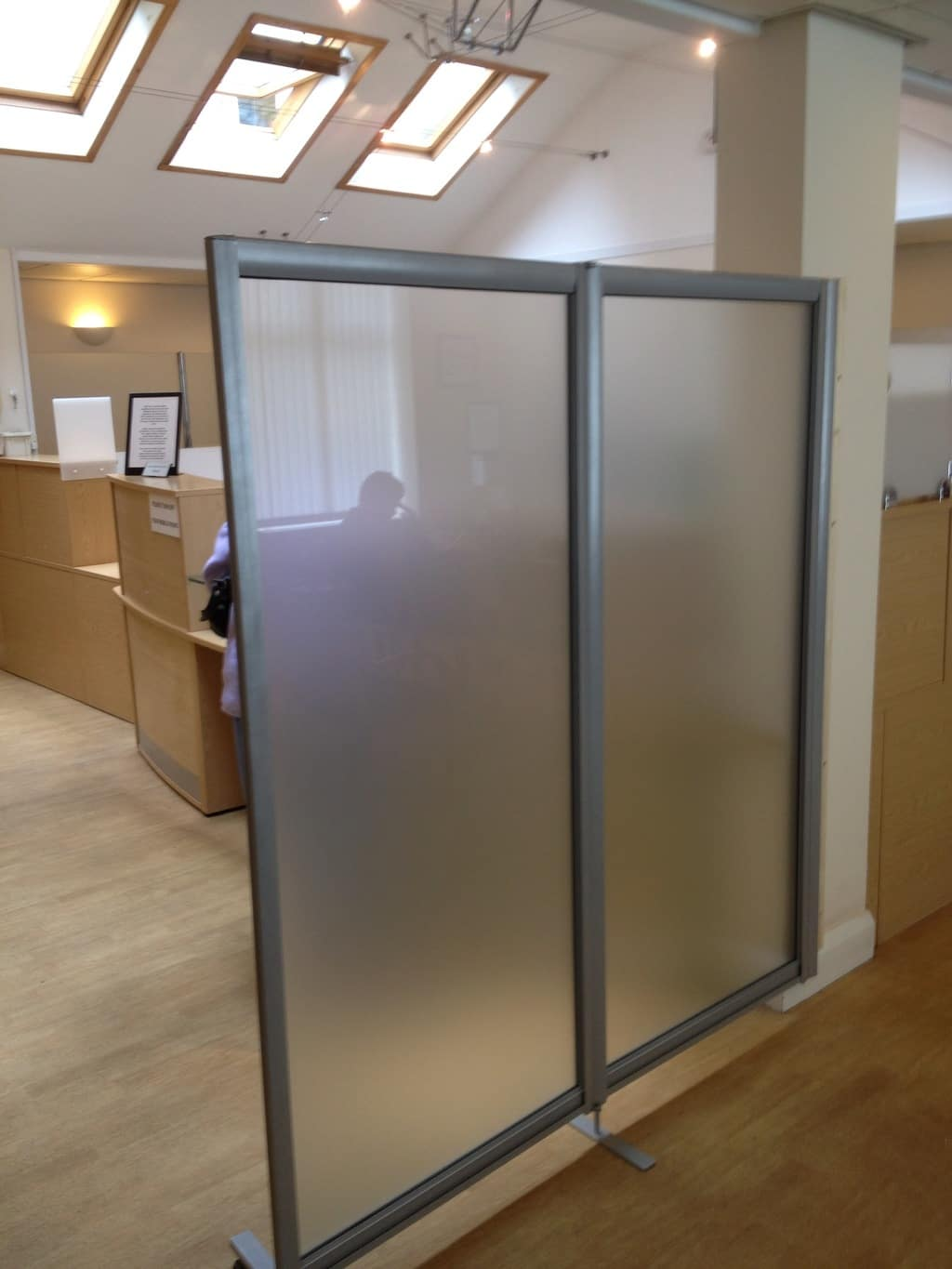 Office Screens And Partitions Blueline Office Furniture