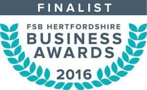 Business awards finalist