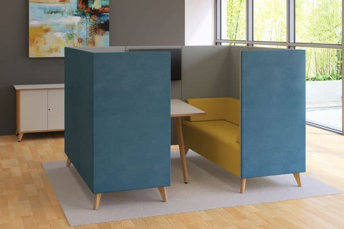 Office furniture pods